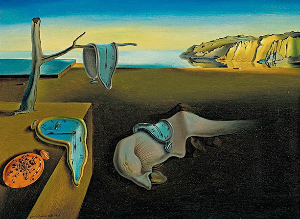 salvador-dali-the-persistence-of-memory